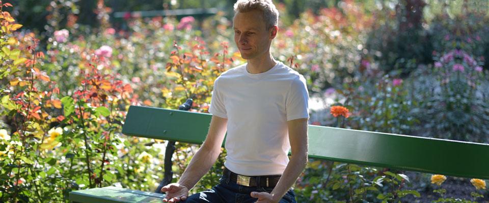 Qigong sitzend - Dominik Rollenhagen